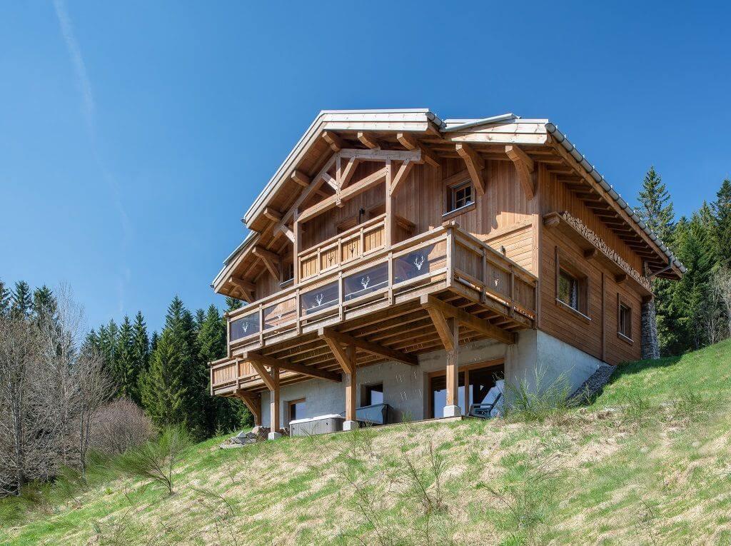 Chalet le Cerf des Hautes Vosges à XONRUPT LONGEMER
