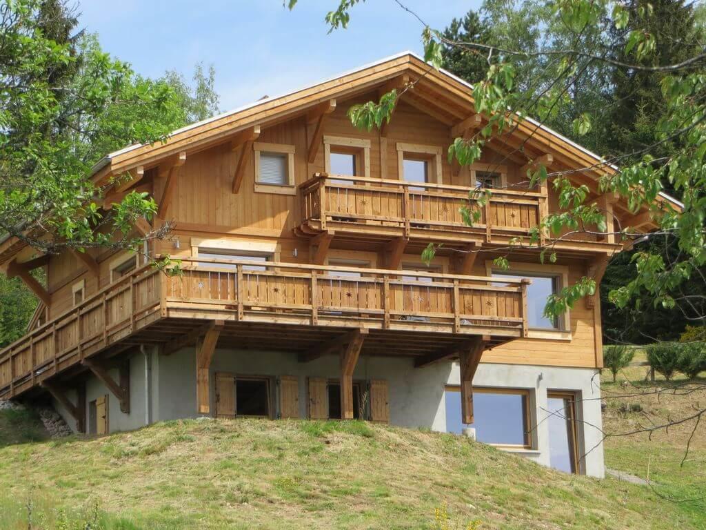 Chalet l'Etoile des Hautes Vosges à XONRUPT LONGEMER